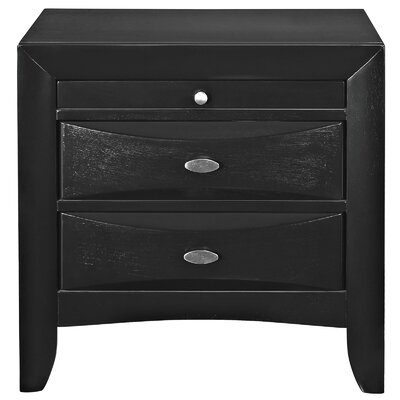 Harrison 2 Drawer Nightstand