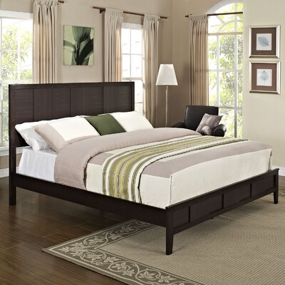 Modway Holly Panel Bed - Size: Queen