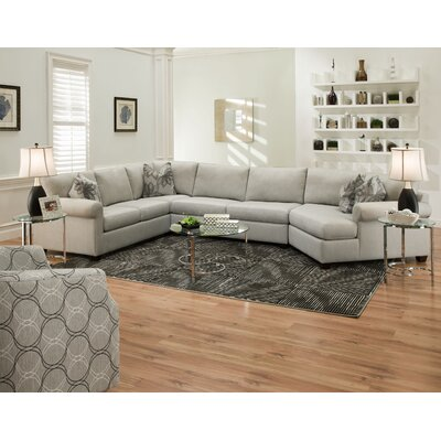 Ross Pique Gravel Sectional
