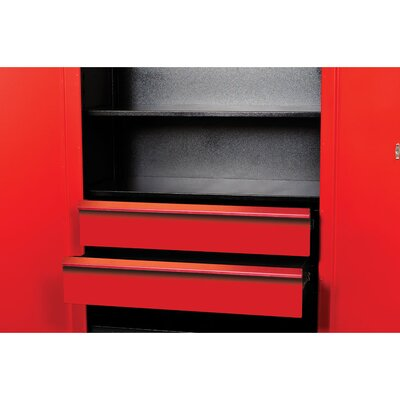Fort Knox Cabinet Drawer Kit Size: 18 H x 48 W