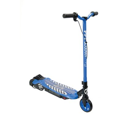 Bravo Sports Pulse Performance GRT 11 80 Watt Electric Scooter - Color: Blue