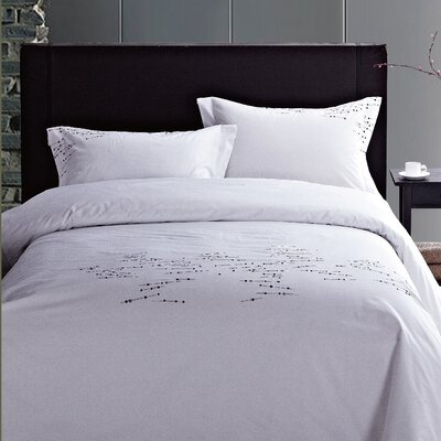 Renoir 3 Piece Duvet Cover Set Size: Queen