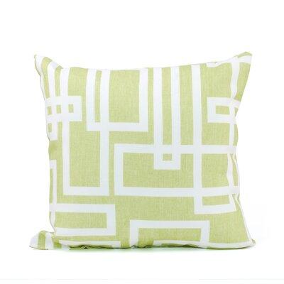 Mari Link Print Throw Pillow