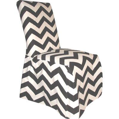 Dining Chair Skirted Slipcover