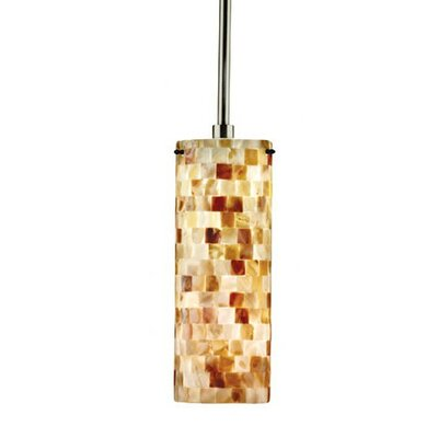 Visaya Shell 1 Light Pendant