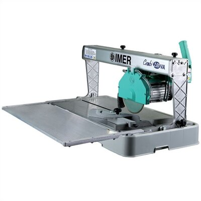 "Imer 10 Amp 1 HP 110 V 8"" Blade Diameter Electric Portable Tile Saw at Sears.com"