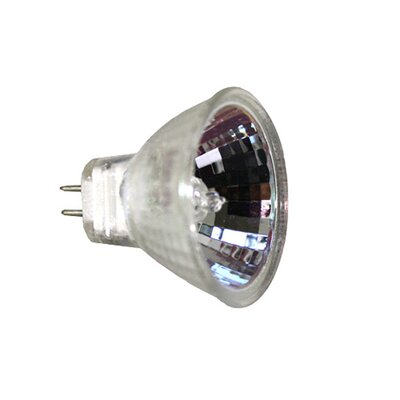 MR11 Quartz Halogen Replacement Bulb (Set of 2) Wattage: 10W