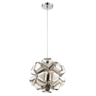 Cindy 1 Light Mini Globe Pendant