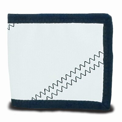 SailorBags Wallet - Color: White with Blue Trim at Sears.com