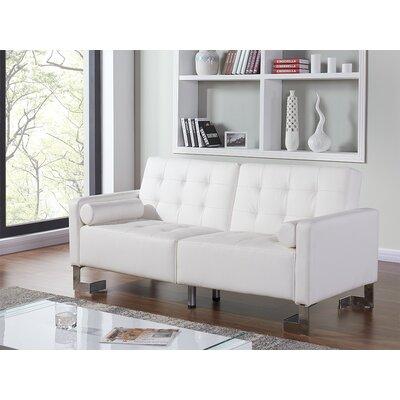 Talenti Casa Convertible Sofa Finish: White