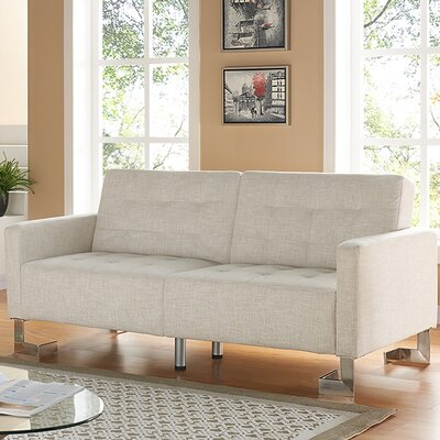 Talenti Casa Convertible Sofa Finish: Beige