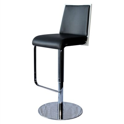 Modelo Adjustable Height Swivel Bar Stool