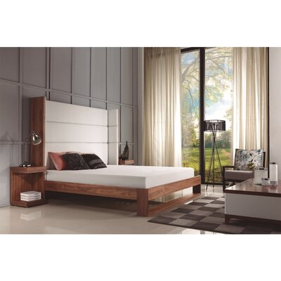 Lyon Upholstered Platform Bed