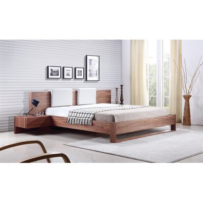 Bay Platform Bed Size: King