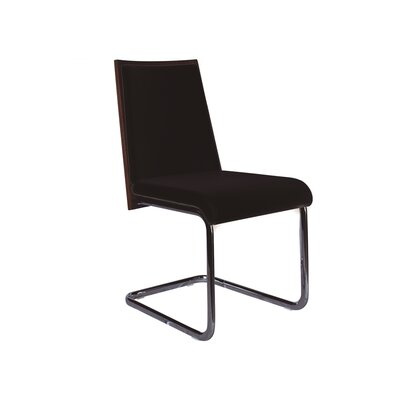 Modelo Genuine Leather Upholstered Dining Chair