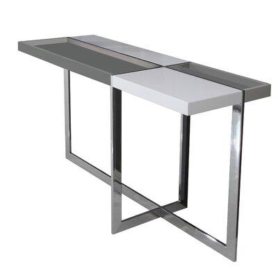 Domino Console Table