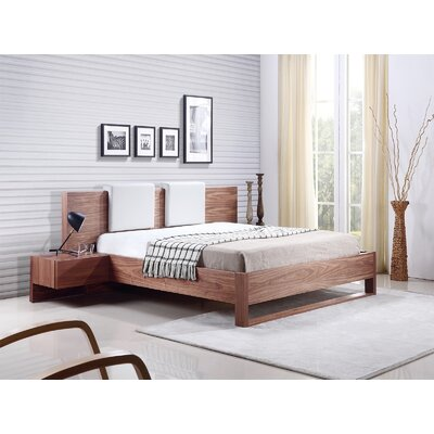 Bay Platform Bed Size: Queen