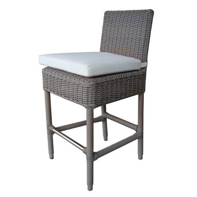 Boca 30 inch Bar Stool with Cushion