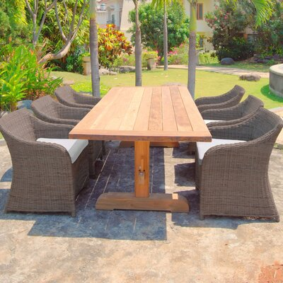 Porto Fino Outdoor Dining Table