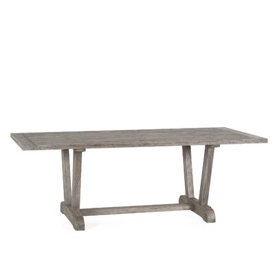 Alesandra Reclaimed Teak Dining Table