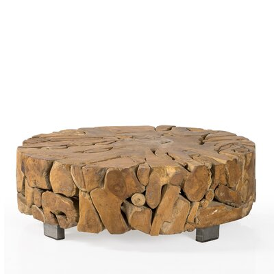 Bretnitz Teak Root Coffee Table