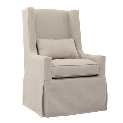 Hoang Swivel Lounge Armchair