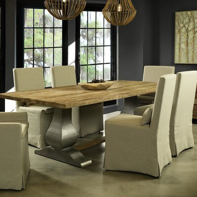Sunikka Reclaimed Teak Dining Table