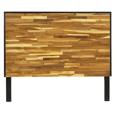 Gallery Panel Headboard Size: Twin
