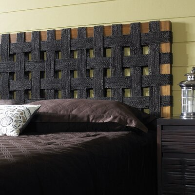 Gallery Open-Frame Headboard Size: King