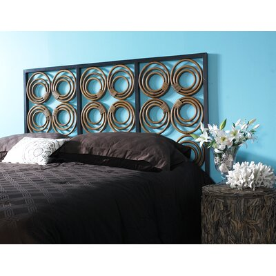 No credit check financing Suki Panel Headboard Size: Queen...