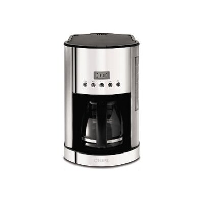 12 Cup Glass Carafe Coffee Maker KM730D50