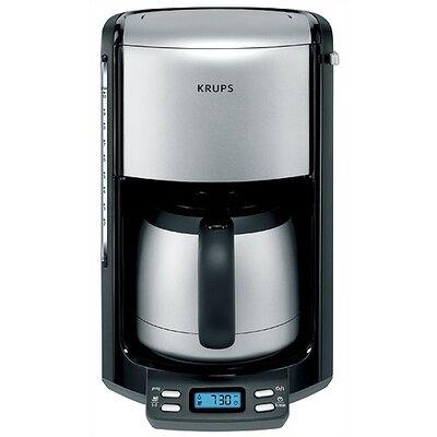 Krups Km 700 Grind And Brew Coffee Maker : krups coffee espresso machine krups coffee espresso maker