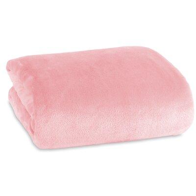 VelvetLoft Blanket Size: King, Color: Pink