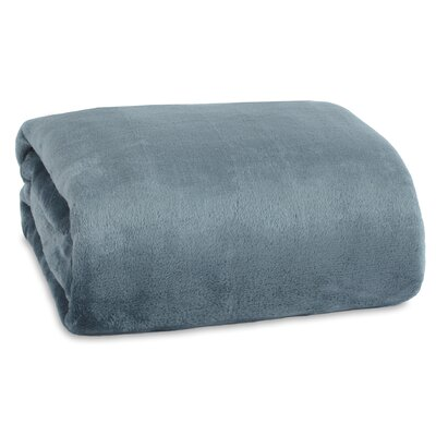 VelvetLoft� Blanket Size: King, Color: Mineral