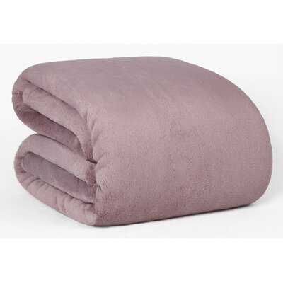 PrimaLush� Blanket Size: Full/Queen, Color: Taupe
