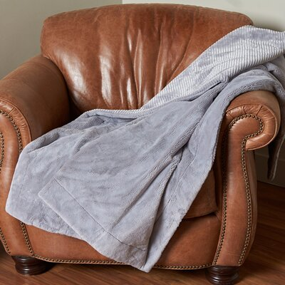 Intellisense� Electric Throw Color: Chateau Gray