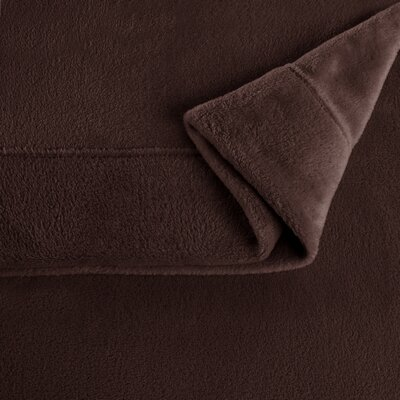 Serasoft Plus Sheet Set Color: Chocolate, Size: Full
