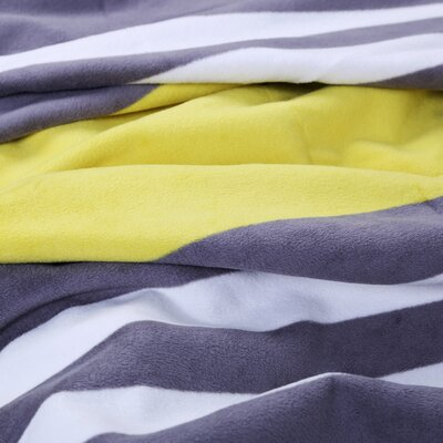 Polartec� Game Day Throw Color: Yellow