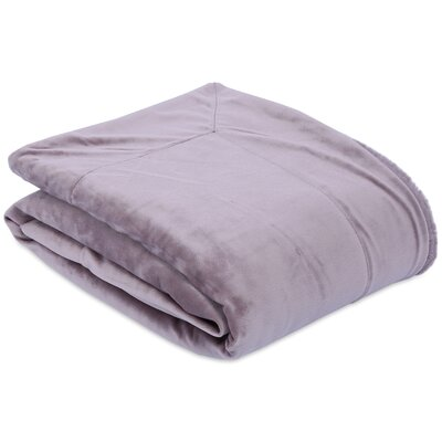 Grace Fashion Fur Throw Color: Desert Taupe