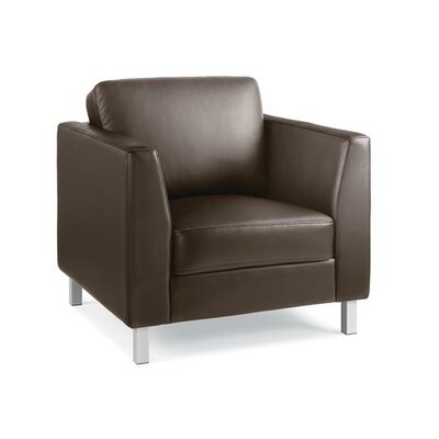 Lincoln Leather Lounge Chair Leather Product Image 1257