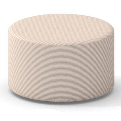 Steelcase Campfire Ottoman - Fabric: Connect - Scarlet, Leg Type: Glides at Sears.com