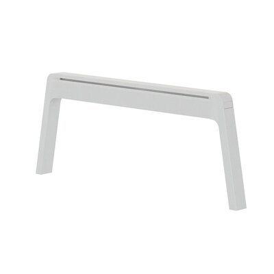Bivi Short Arch for Bivi Tables Color: Arctic White