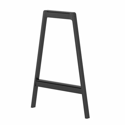 Bivi Tall Arch for Bivi Tables Metal Finish: Midnight Metallic