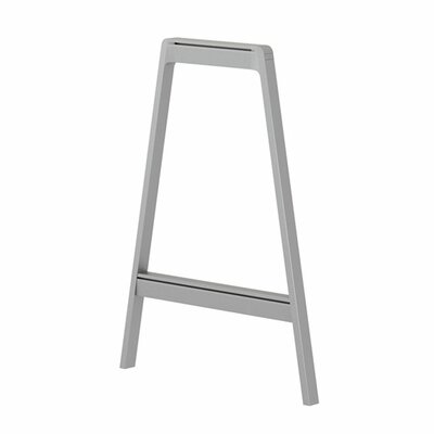 Bivi Tall Arch for Bivi Tables Metal Finish: Platinum Metallic