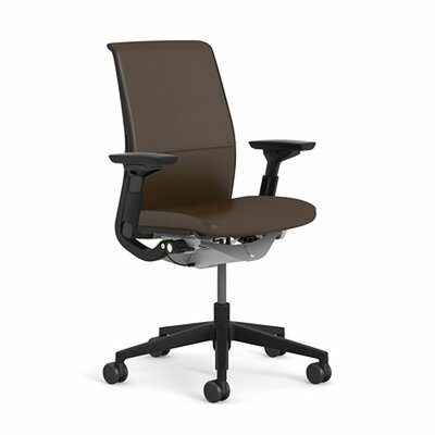 Think Leather Executive Chair Upholstery Product Picture 5356