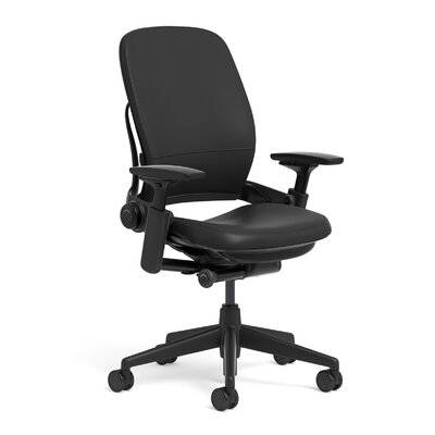 Leap Leather High Back Desk Chair Product Picture 6487