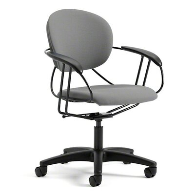 steelcase uno mid back desk chair upholstery color buzz2 grey casters buzz2 upholstery fabric