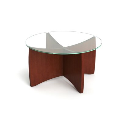 Alight Coffee Table by Turnstone Finish: Natural Cherry