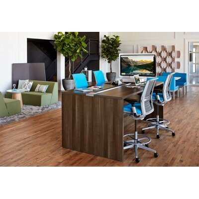 Campfire Rectangular L Conference Table Product Picture 6487