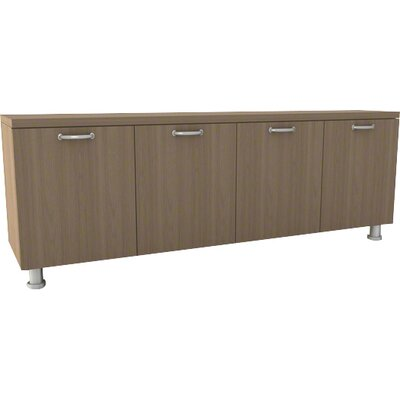 Door Credenza Laminate Currency Product Image 3990